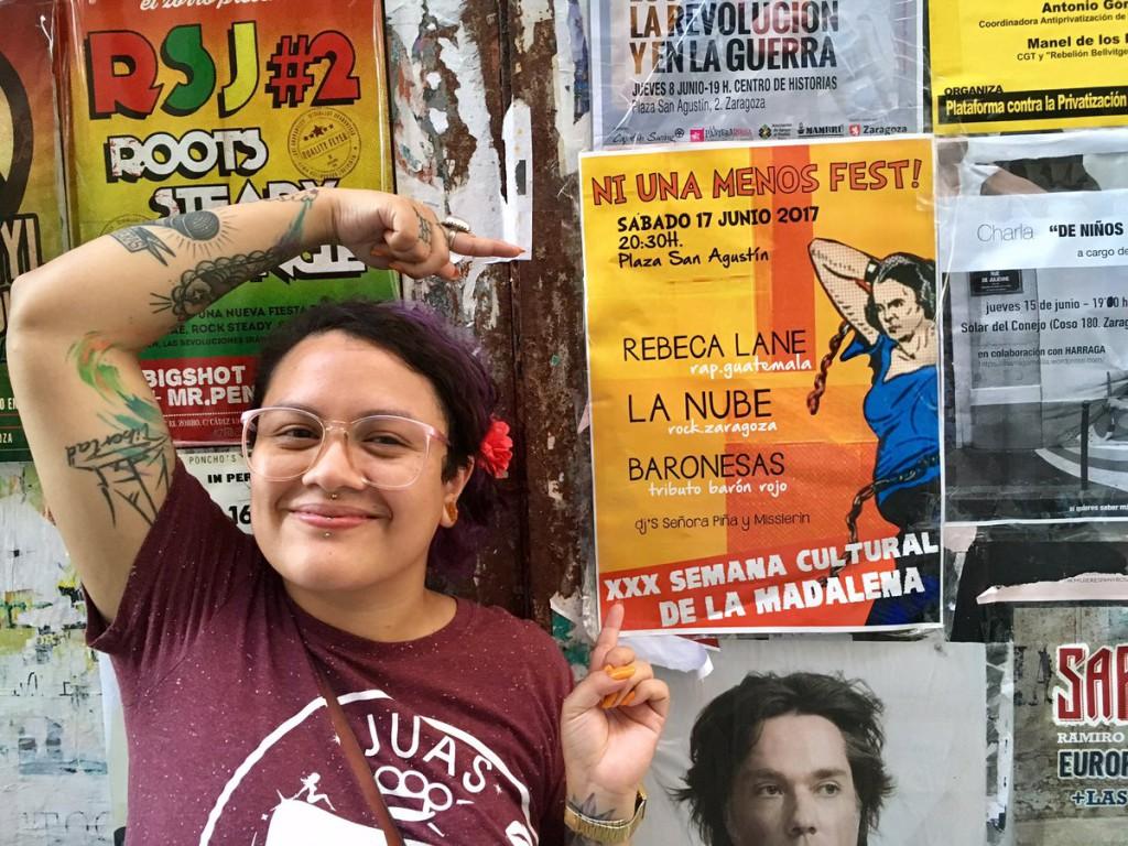 Este sábado se celebra el 'Ni una Menos Fest! Mujeres en pie de música'