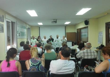 Los sindicatos denuncian la nefasta gestión de la Sanidad aragonesa
