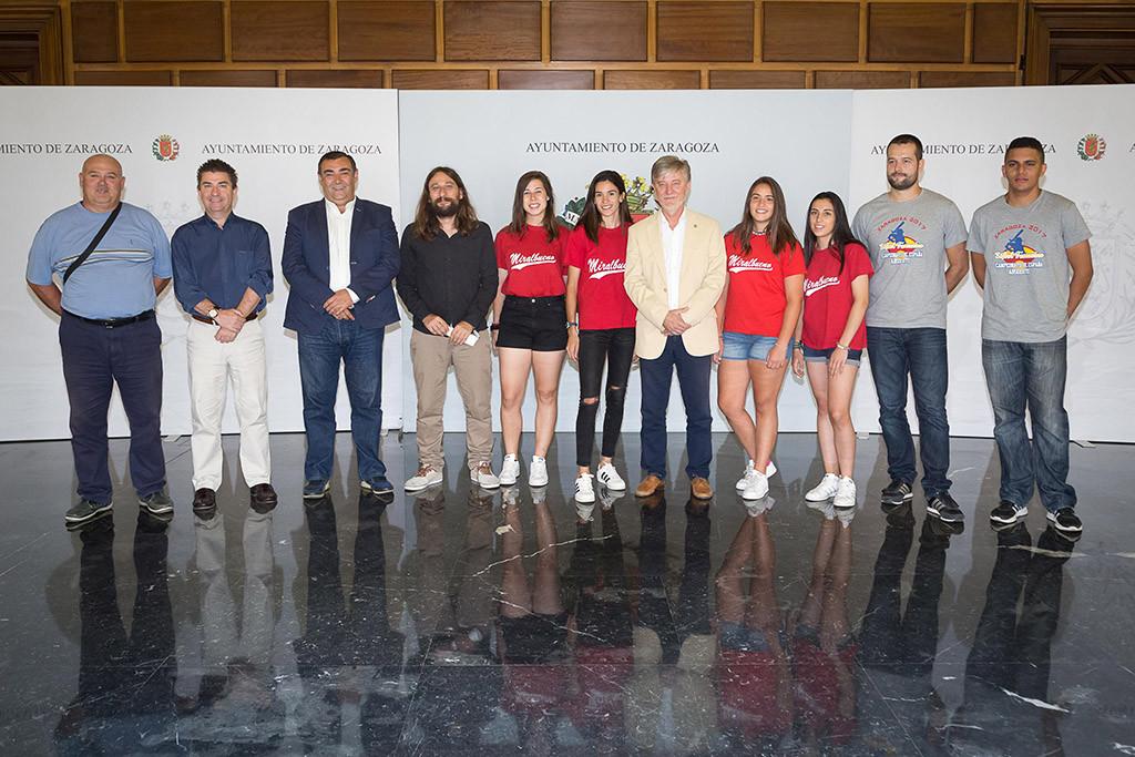 El CBS Miralbueno participa en el Campeonato Estatal de sófbol femenino que se celebrará este fin de semana en Zaragoza