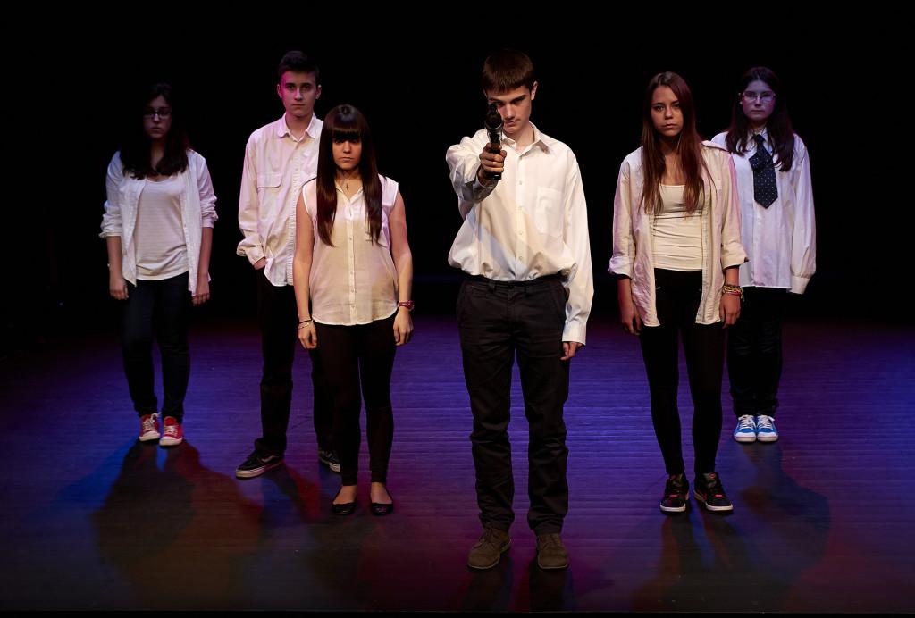 Arbolé celebra la Muestra de Fin de Curso del alumnado de su Escuela de Teatro