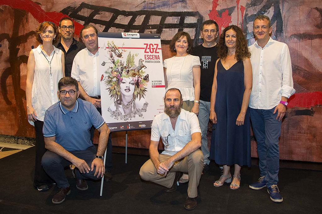 El Festival Internacional Zaragoza Escena 2017 acogerá a más de 20 compañías