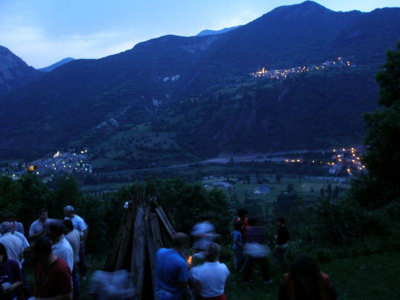 Sant Chuan de Plan. Foto: Uesca La Magia