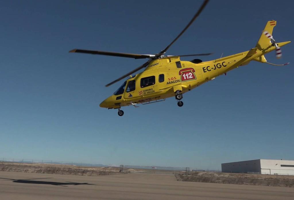 El Gobierno de Aragón mantiene en precario el servicio de emergencias 112