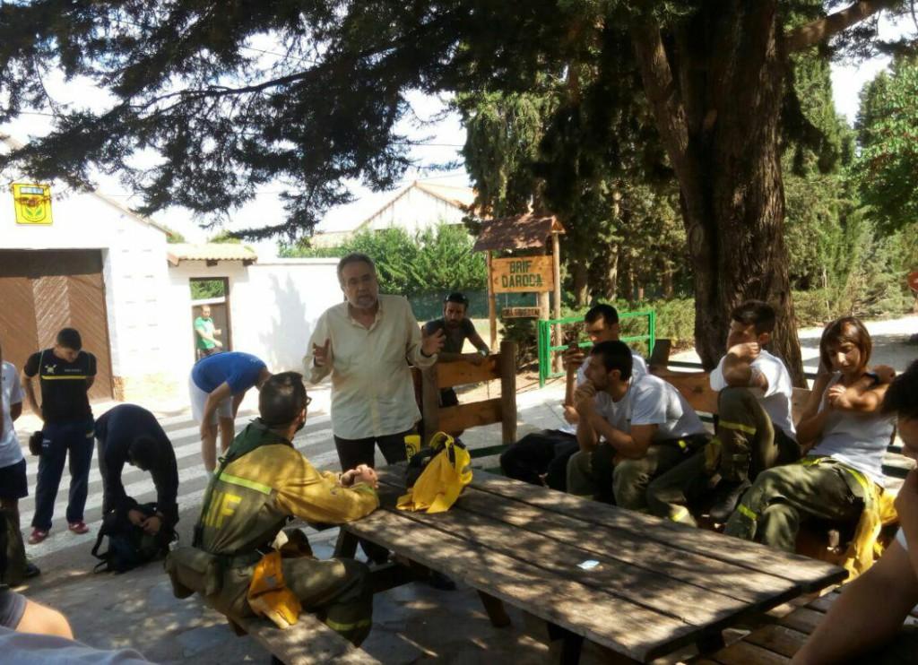 Los y las trabajadoras de BRIF Daroca continúan denunciando su precaria situación laboral