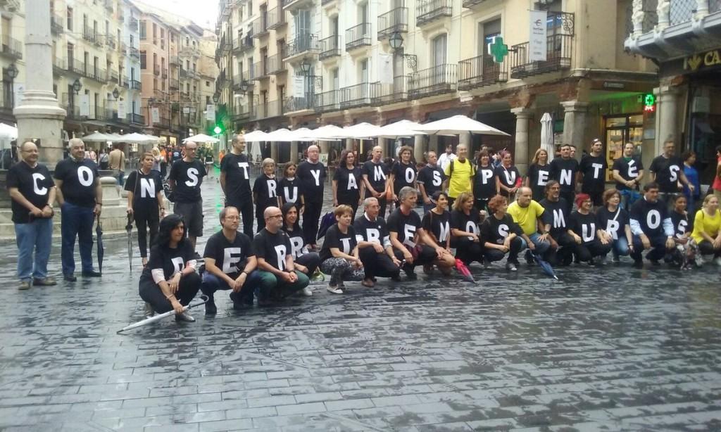 'Teruel con las personas refugiadas' organiza diversos actos reivindicativos en torno al 20J