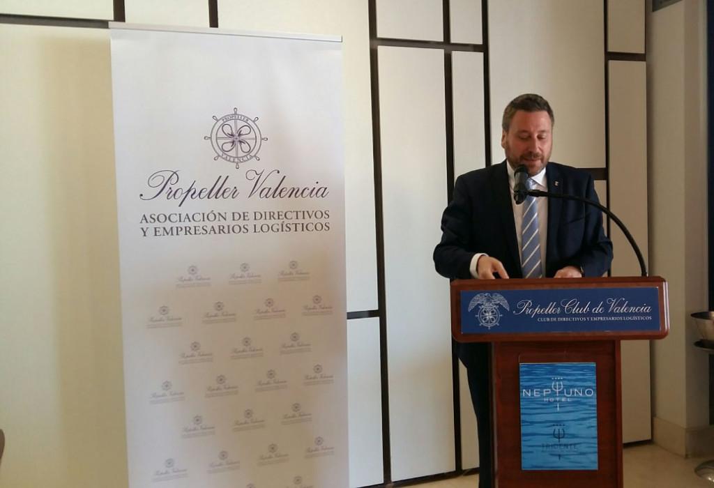 José Luis Soro señala que el Corredor Cantábrico Mediterráneo debe ser una prioridad de Estado y ante Europa