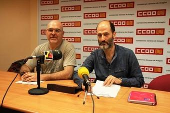 CCOO denuncia la coacción al derecho a la información en SARGA