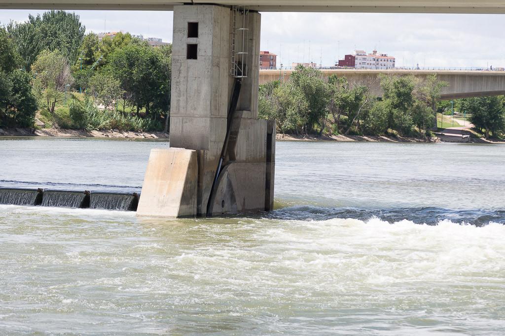 La FABZ ante la avería del azud del Ebro