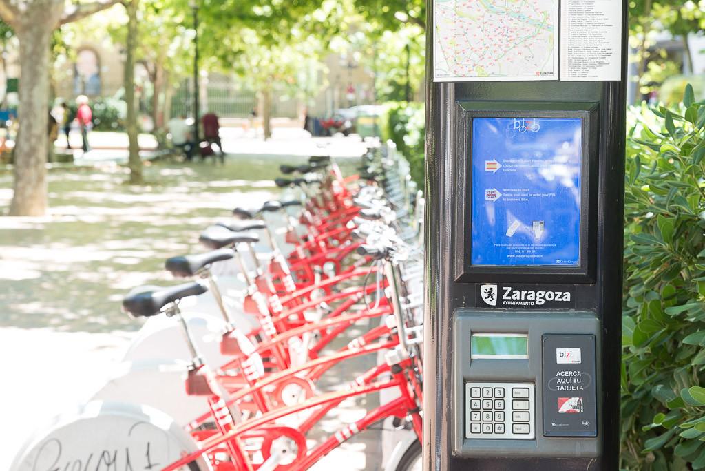 El Ayuntamiento de Zaragoza ampliará servicio Bizi tras las demandas vecinales