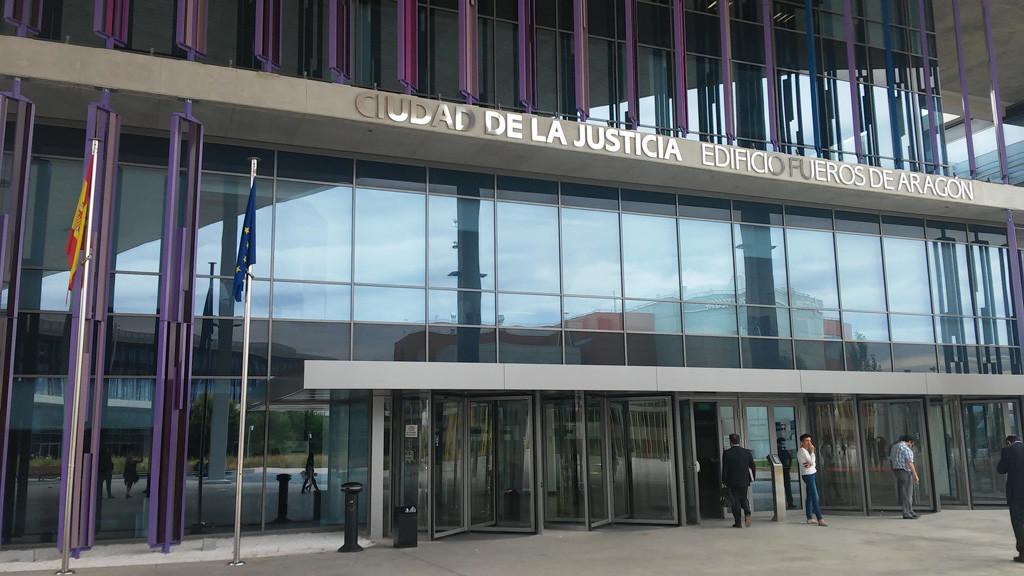 Los juzgados especializados en materias bancarias en Aragón tramitan más de mil demandas en dos meses