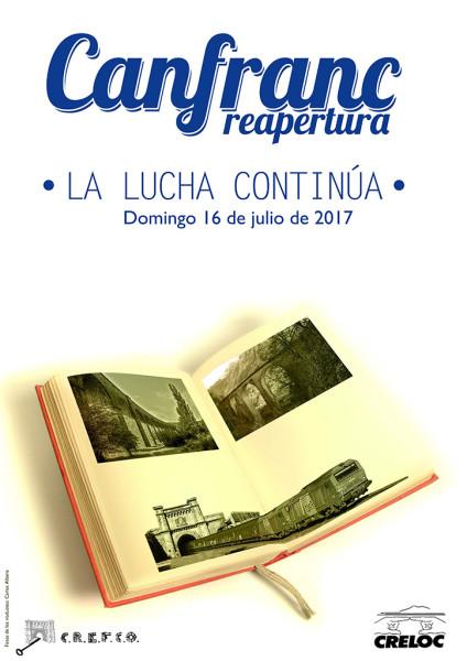 Canfranc reapertura 2017 CARTEL.psd