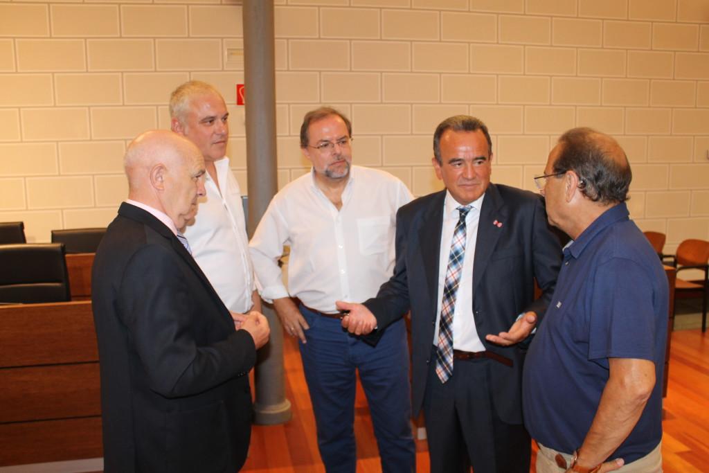 La DPZ lanzará un plan de 10 millones para inversiones en servicios municipales básicos