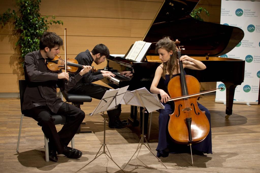 Las montañas de Panticosa, aula de formación para grandes talentos musicales