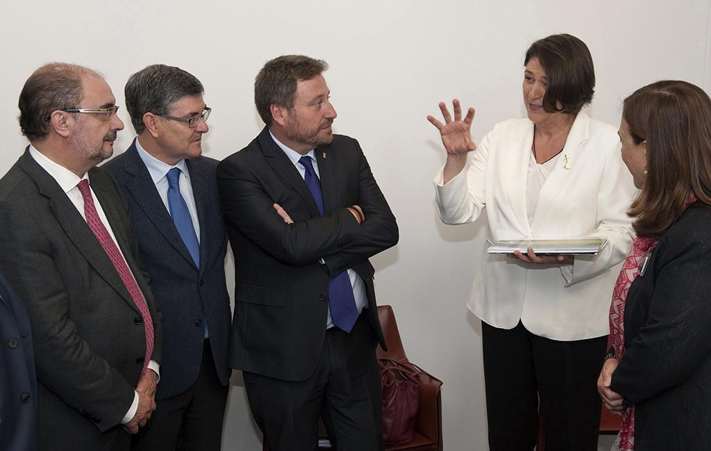 Bruselas ratifica la financiación de 7,5 millones para el Canfranc