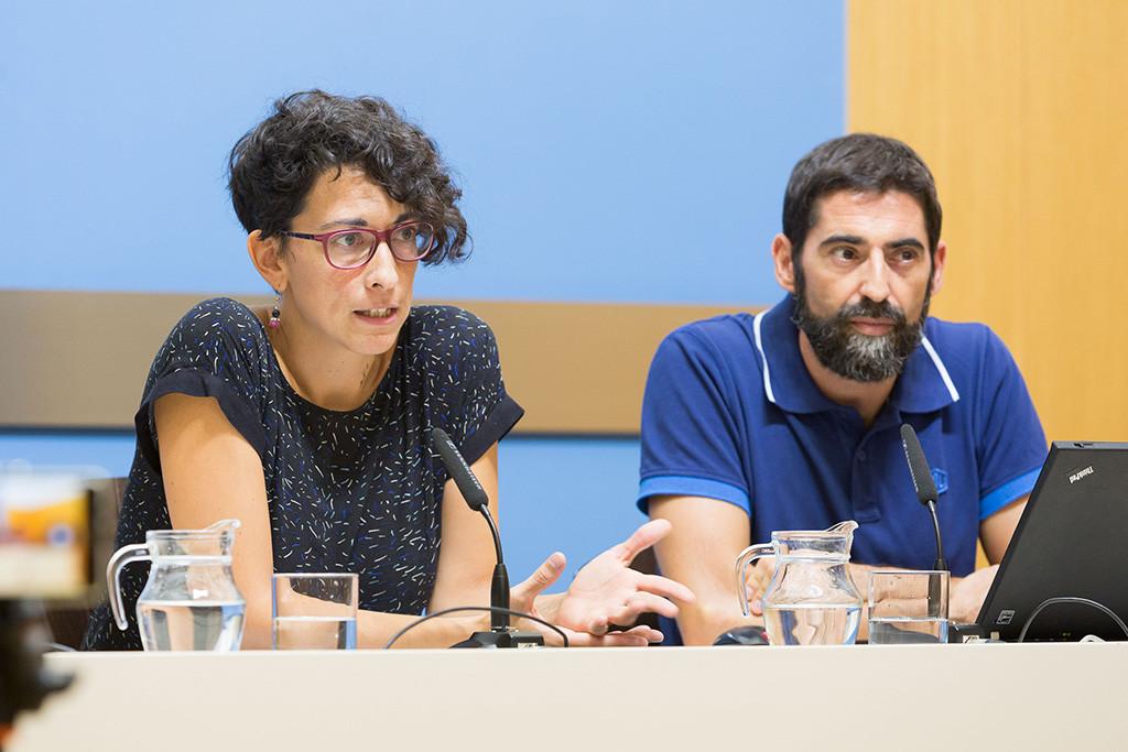 Presentado a los grupos políticos el borrador del anteproyecto de reforma del Reglamento de Participación Ciudadana de Zaragoza