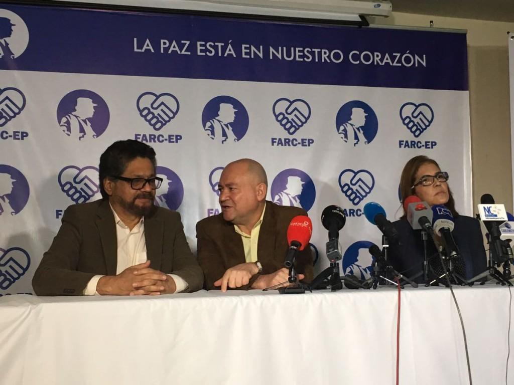 Las FARC se convertirán en partido político el 1 de septiembre