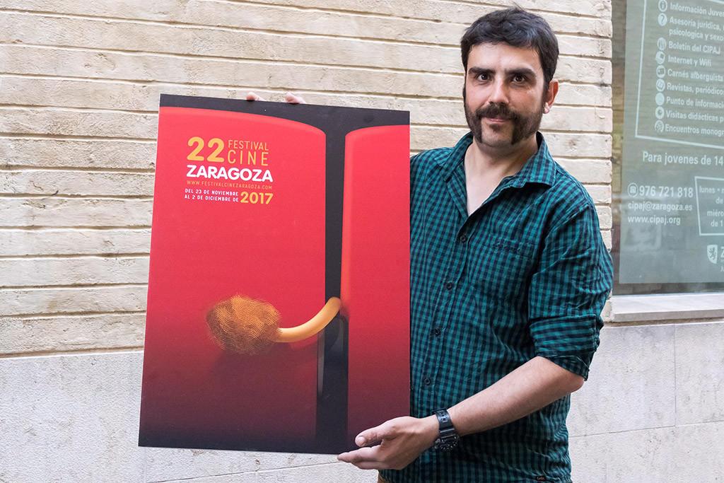 Zaragoza estrena imagen para la XXII edición del Festival de Cine de Zaragoza