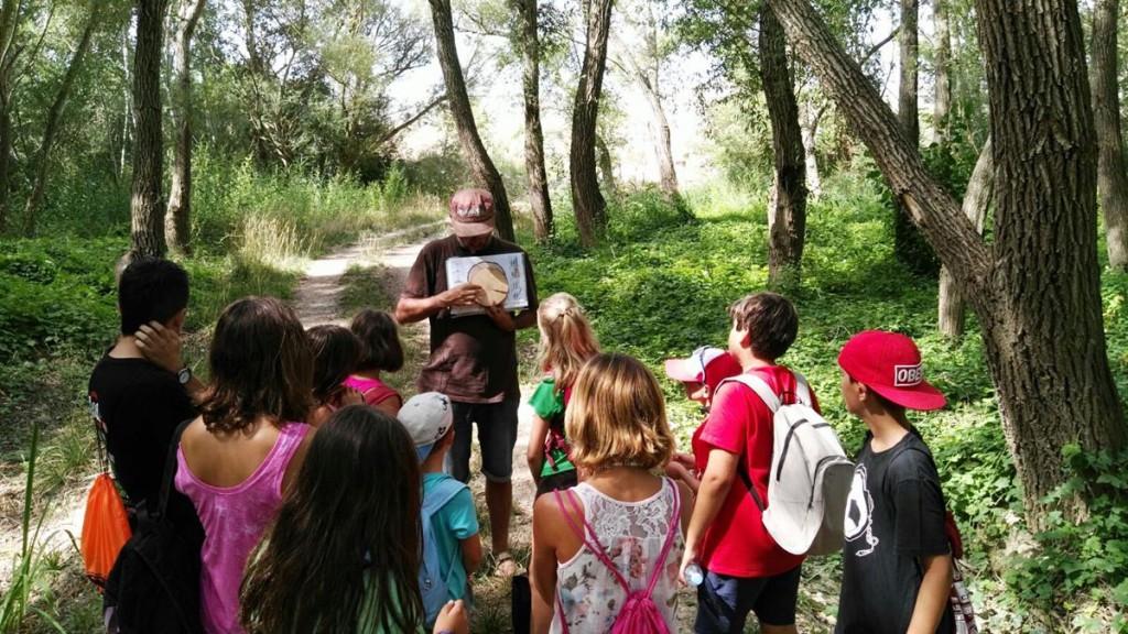 La Comarca del Bajo/Baix Cinca ha comenzado la campaña 2017 de difusión ambiental