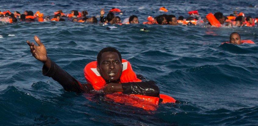 Reclaman a las instituciones aragonesas gestos de duelo públicos ante las tragedias en el Mediterráneo