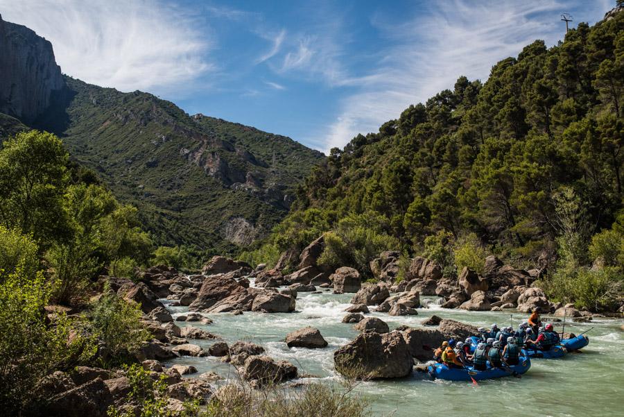 Yesa+No y Río Aragón celebran la anulación del pantano de Biscarrués