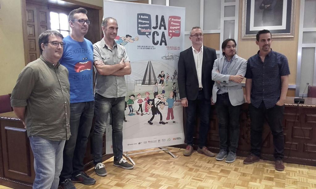 Chaca acoge en septiembre el I Salón Hispano Francés de Cómic