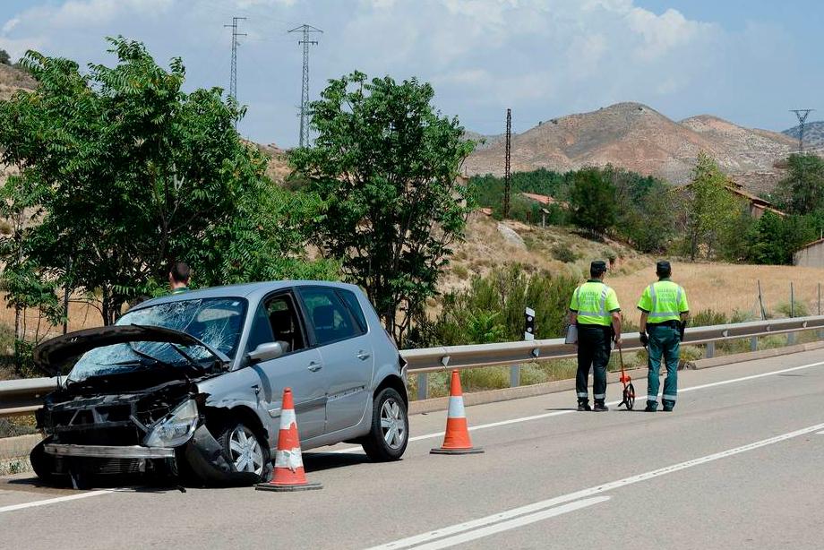 Cuatro años de cárcel para el autor del atropello mortal a un ciclista en Teruel