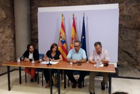El Festival Internacional de Folclore de Alcalá de la Selva celebra su 25 aniversario