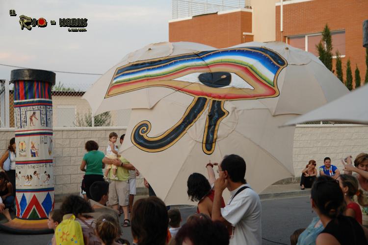 K de Calle convertirá a Mequinensa en tierra de faraones