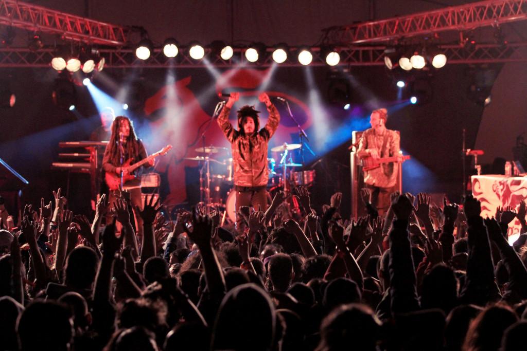 Lagata Reggae Festival regresa este fin de semana al Camping de Zaragoza