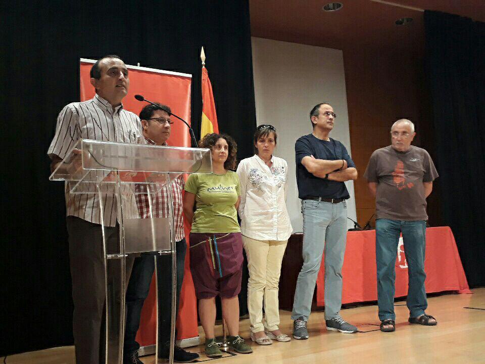 Raúl Ariza, reelegido como coordinador de la Asamblea de IU Zaragoza