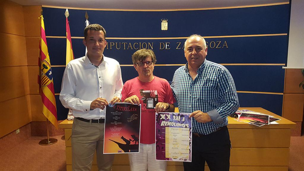 Javier Álvarez y otros muchos artistas amenizarán los domingos a la fresca en la XX edición del festival Sal a Remolinos
