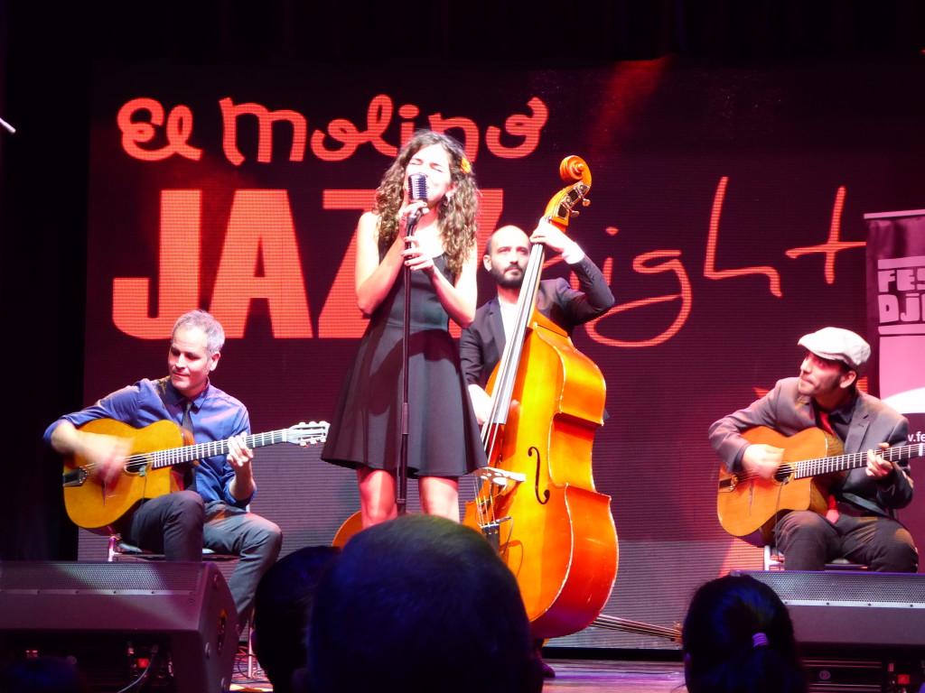 El Cicle de Música als Castells regresa al Castillo de Mequinensa con el cuarteto de jazz Scaramouche