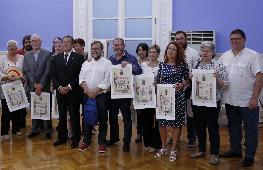La DPZ concede 86.000 euros en ayudas a 14 asociaciones por la memoria histórica