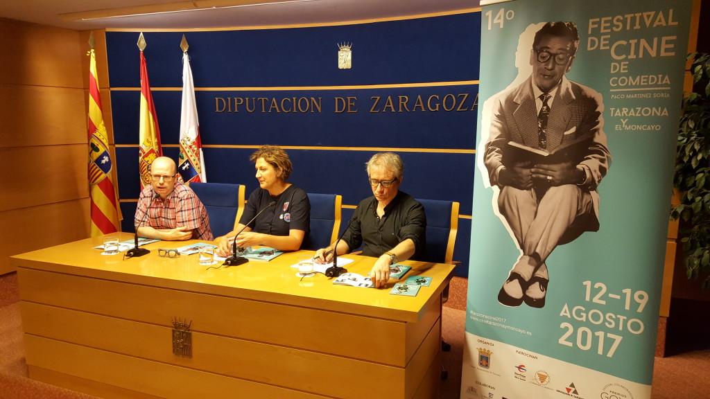 El XIV Festival de Cine de Tarazona premiará a Emilio Gutiérrez Caba, Luis Varela, Aura Garrido, Macarena García, Miguel Ángel Muñoz y Roberto Álamo