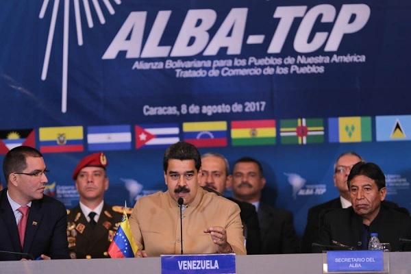 """La República Bolivariana de Venezuela muestra su """"más enérgico rechazo"""" a la decisión adoptada por determinados gobiernos europeos"""
