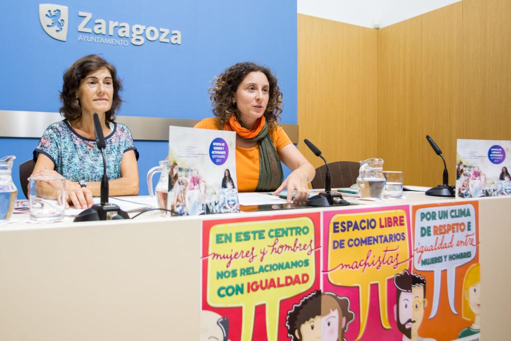 El Ayuntamiento de Zaragoza incluirá en los escritos oficiales municipales el tercer género y promoverá el lenguaje no sexista