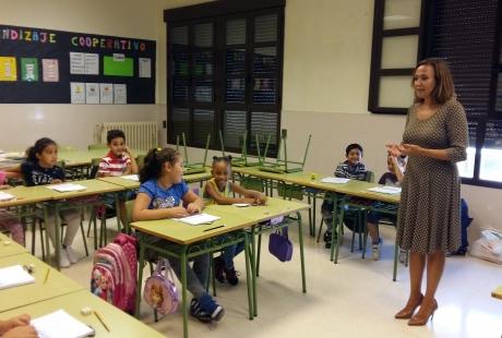 Educación aumenta en once unidades la oferta de la escuela pública en los colegios de Zaragoza