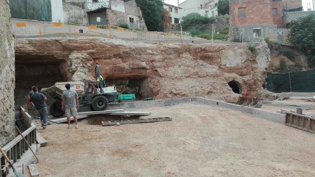 El Ayuntamiento de Borja invierte en la mejora de parques, arbolado y caminos