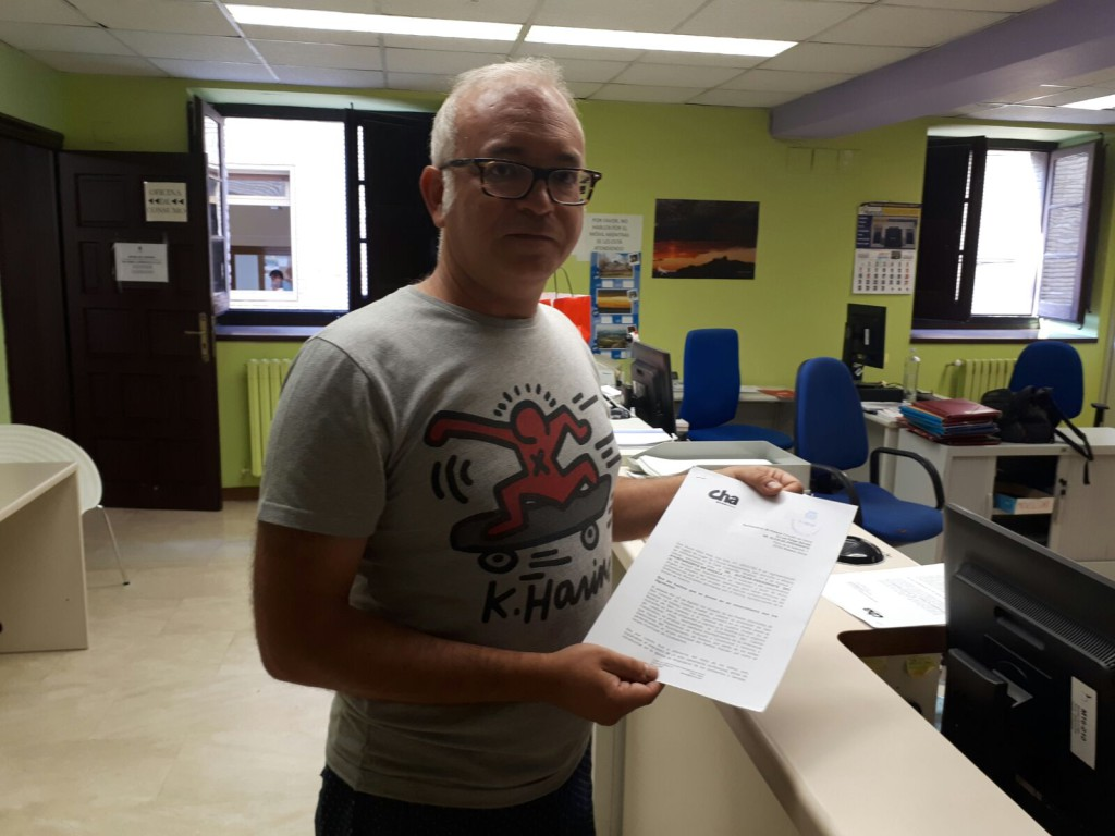 CHA denuncia que los concejales del PP y Cs asistieron a misa con el emblema del Ayuntamiento de Uesca