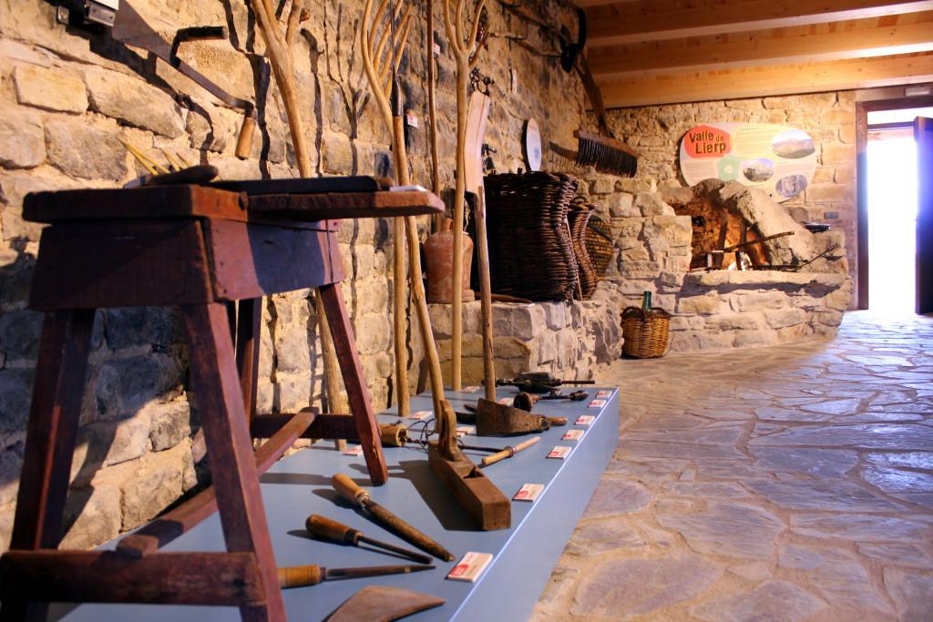 El valle de Lierp rescata la forma de vida rural en un museo etnográfico