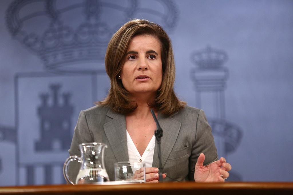 """CGT critica la """"desvergüenza"""" de Fátima Báñez al hablar de """"recuperación económica"""""""