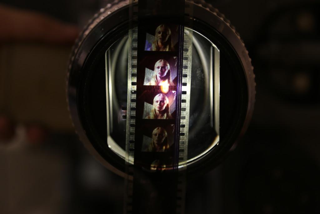 El MIFF repasa en una exposición 122 años de cine con la transición del celuloide al digital como hilo conductor
