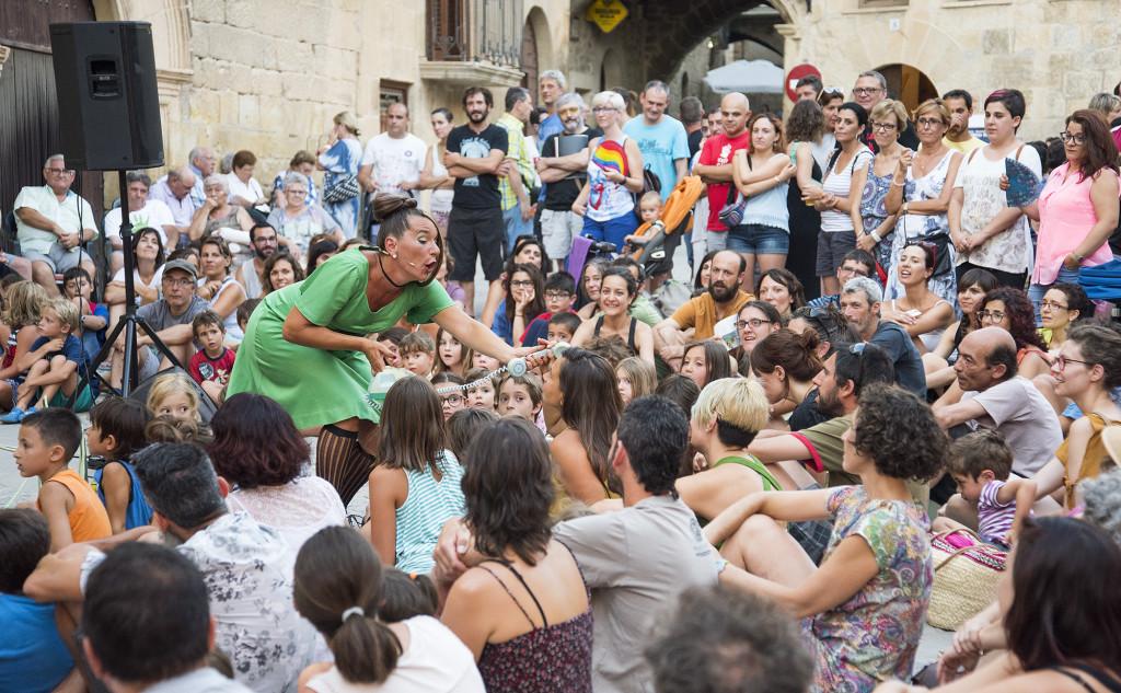 El V 'Matarranya Íntim' se convierte en uno de los festivales más importantes de Teruel