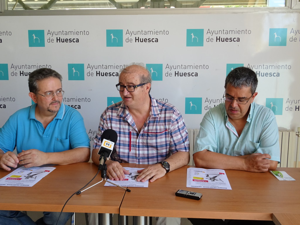Todo listo para el Trofeo San Lorenzo de Tiro de Barra Aragonesa