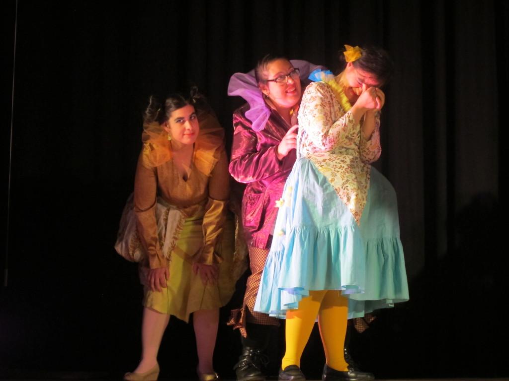 Teatro Atadi actúa en el ciclo 'Noches de un amor de verano' en Teruel