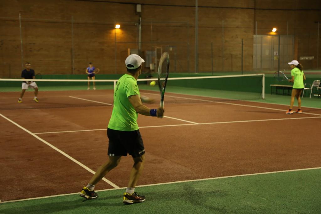 El XII Maratón de Tenis Dobles se celebrará el próximo 26 de agosto en las pistas municipales de Mequinensa