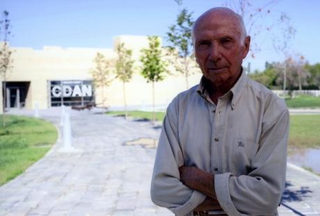 Fallece el artista José Beulas, un referente del paisajismo en Aragón