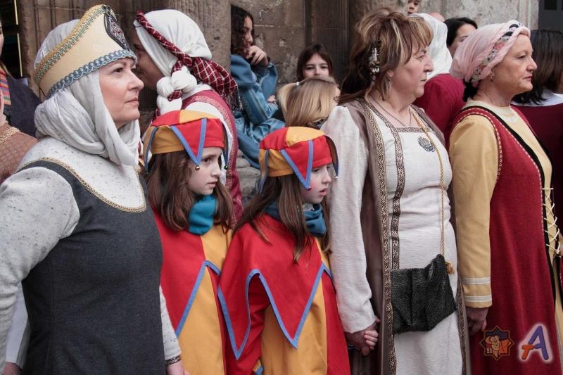 """Comienzan los talleres-casting para las representaciones de """"La partida de Diego"""" y """"Las Bodas de Isabel de Segura"""""""