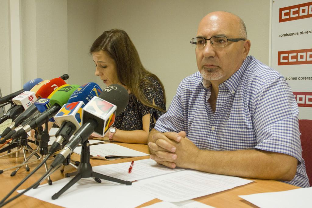 """CCOO asegura que la creación de empleo aragonés sigue basándose en la """"precariedad y temporalidad"""""""