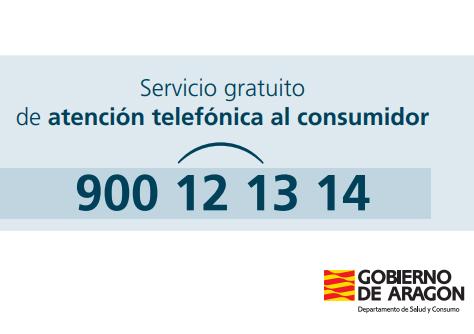 Los servicios de protección de personas consumidoras del Gobierno de Aragón han atendido más de 5.000 quejas en el primer semestre de 2017